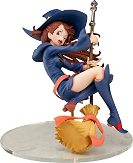 Chara-ani Little Witch Academia: Atsuko Kagari 1: 7 Scale PVC Figure, Multicolor