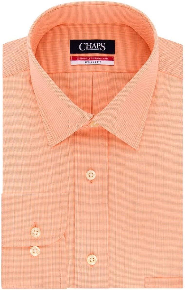 Chaps Men's Regular Fit Shirt Long Sleeves Koi