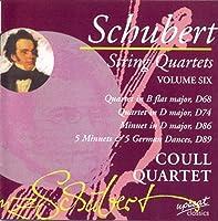 Vol. 6-String Quartets Coull Quartet