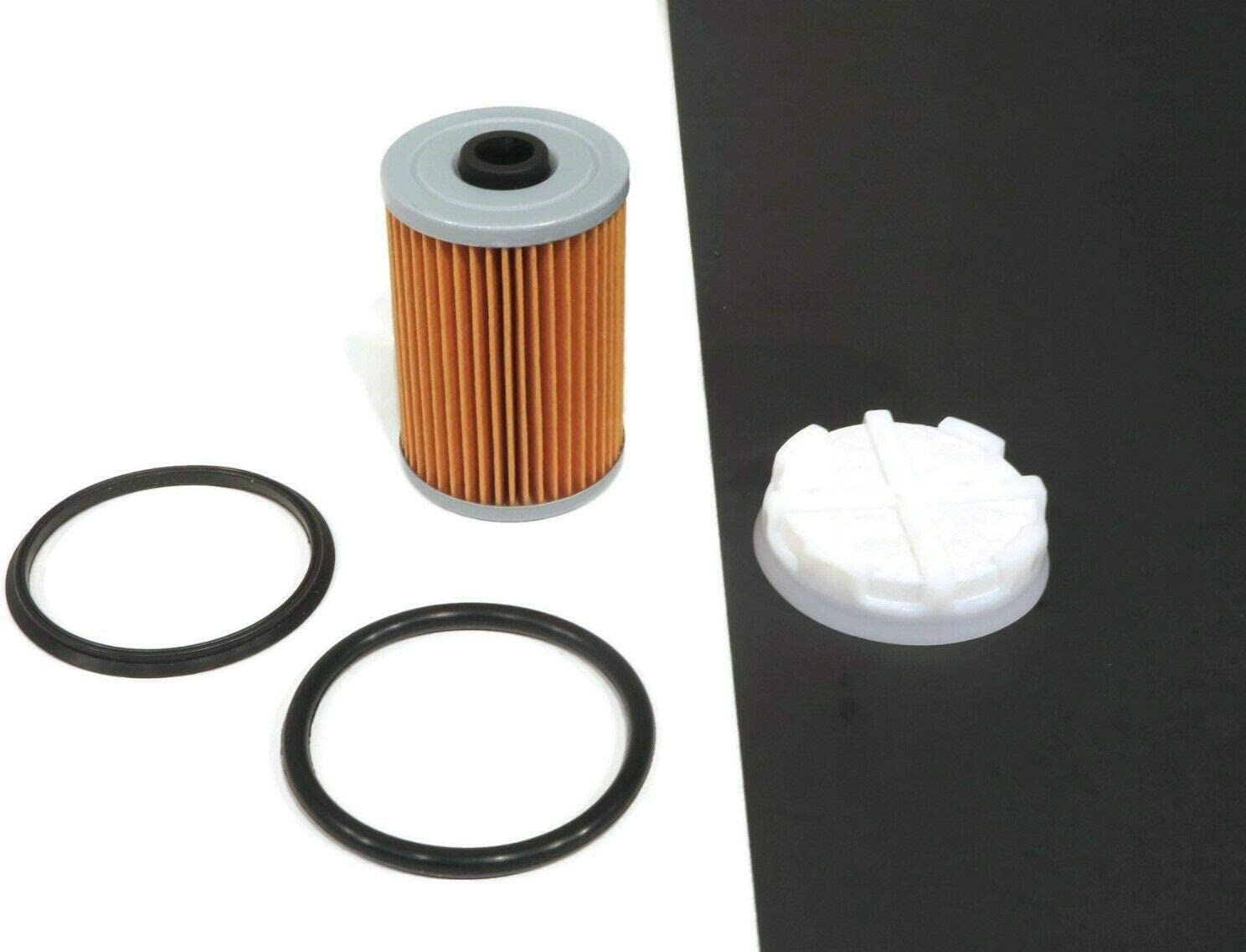 The ROP Shop Max 58% OFF Fuel Filter for in 0W06000 Mercruiser Cash special price CU 496 8.1L