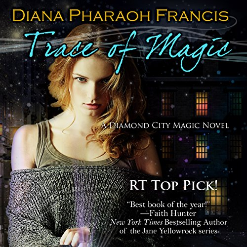 Trace of Magic audiobook cover art