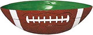 Amscan Football Large Party Bowl