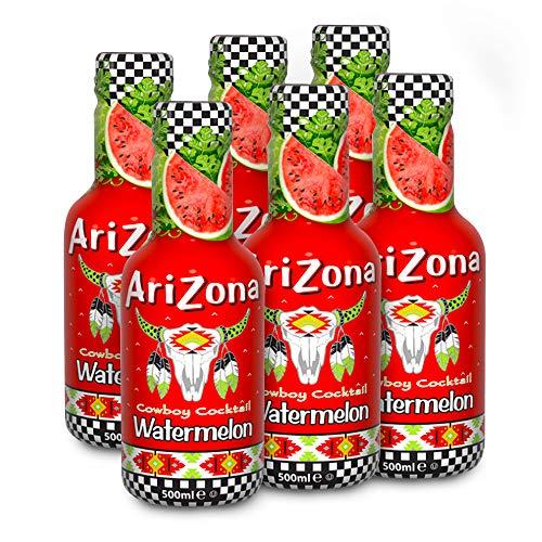 Arizona Wassermelone Saft Trinken 6 X 500Ml