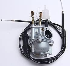 New Carburetor W/Throttle Cable For YAMAHA 2 stroke YF60 QT50 PW50 Y-Zinger