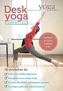 Yoga Journal: Desk Yoga Essentials [DVD]
