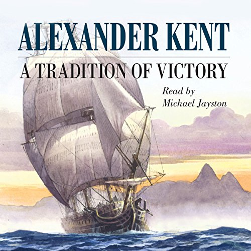 A Tradition of Victory audiobook cover art