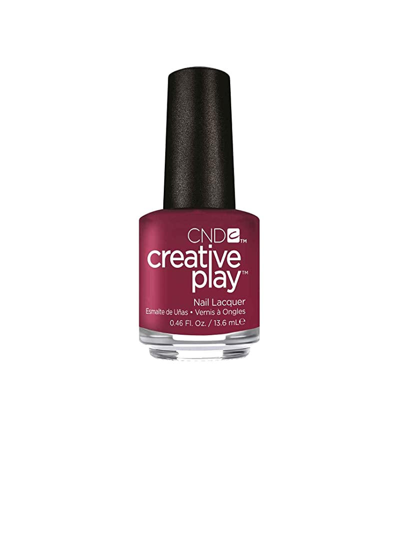 前優先計器CND Creative Play Lacquer - Berry Busy - 0.46oz / 13.6ml