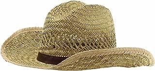 Men's Natural Rush Shapeable Western Hat