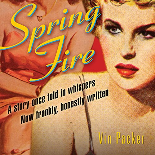 Spring Fire audiobook cover art