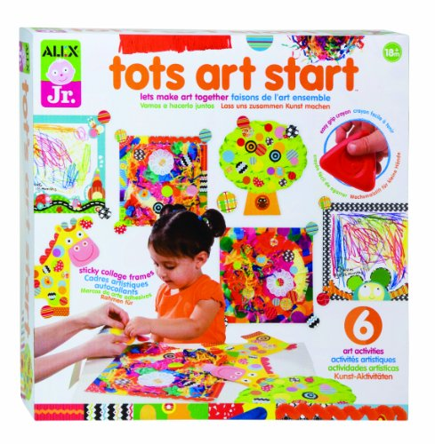 Alex Discover Tots Art Start Kids Art and Craft Activity