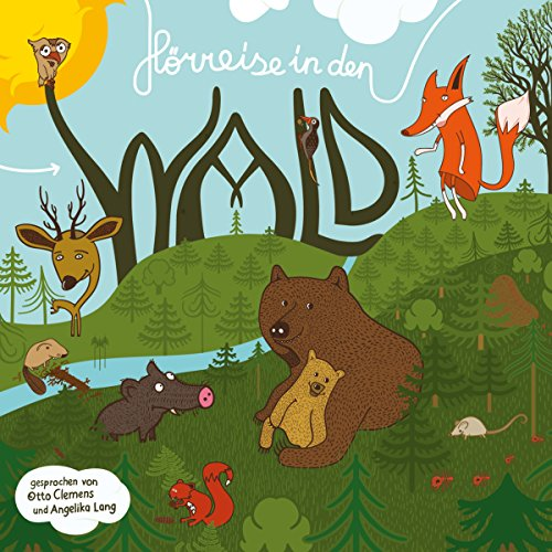 Hörreise in den Wald Titelbild