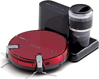 東芝 ロボット掃除機 (グランレッド)TOSHIBA TORNEO ROBO(トルネオ ロボ) VC-RVS2-R