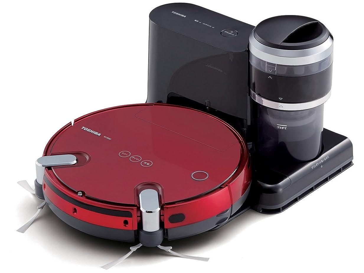アパート求人食品東芝 ロボット掃除機 (グランレッド)TOSHIBA TORNEO ROBO(トルネオ ロボ) VC-RVS2-R