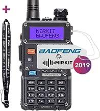 Baofeng Radio UV-5R MK3 5W 1800 mAh Li-ion Battery Mirkit Edition and Lanyard Mirkit Ham Radio Operator