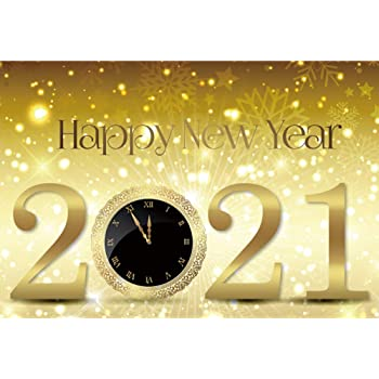 amazon com ofila happy new year 2021 backdrop 9x6ft new year party decoration photography background new year countdown clock new year festival celebration party video studio props camera photo ofila happy new year 2021 backdrop 9x6ft new year party decoration photography background new year countdown clock new year festival celebration party