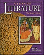 Glencoe Literature � 2002 World Literature : The Reader