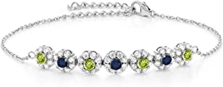 Best green sapphire bracelet Reviews