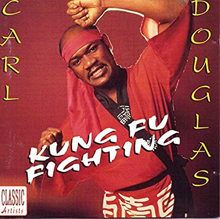 KUNG FU FIGHTING CD UK AATW 1998 by Bus Stop Featuring Carl Douglas (1998-05-03)