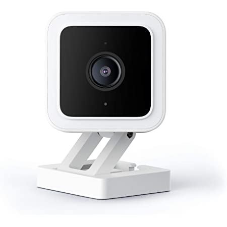 Wyze Cam v3 1080p HD Indoor/Outdoor Video Camera for Security, Pets, Baby Monitor, w/Color Night Vision, 2-Way Audio, Works with Alexa & Google