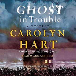 Ghost in Trouble audiobook cover art