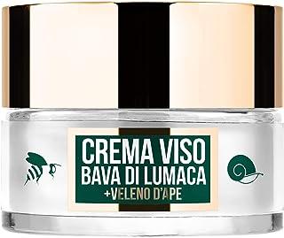 Wonder Bee Snail crema facial a base de baba de caracol y veneno de abeja regeneradora y tonificante (50 ml) - LR Wonder...