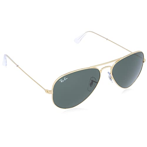 fa2d35fa11d7 Ray-Ban RB3025 Aviator Metal Sunglasses