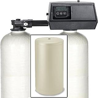 Abundant Flow Water WS-48k-91SXT 9100sxt complete softener, Almond