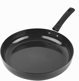 Cello Classy Hard Anodized Induction Base Frying Pan 24 cm (Black)