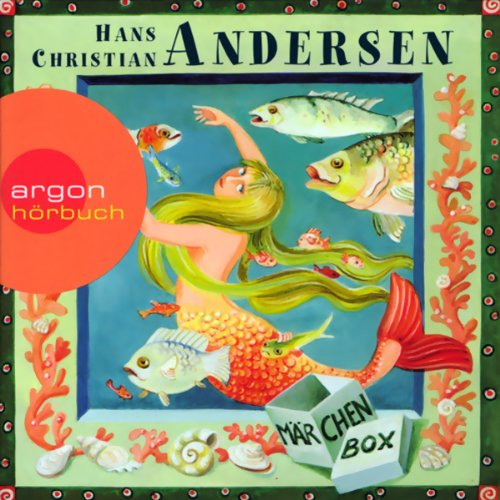 Hans Christian Andersen Märchenbox cover art