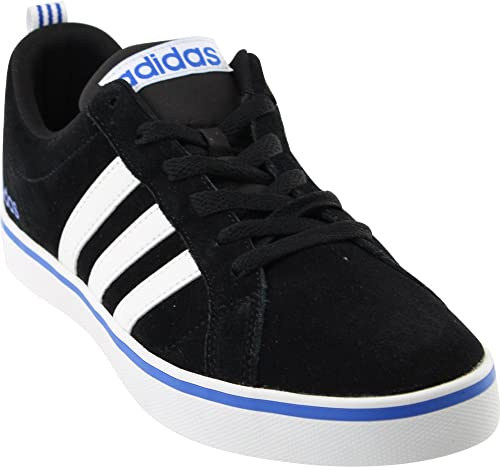 Adidas Pace Plus hombres Round Toe Ante negro Hauszapatos