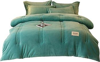 Trooster dekbed insert ultra zacht hypoallergeen beddengoed zacht comfortabel het hele seizoen(1.5x2m(59x79in) 2.5kg, F)