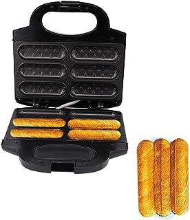 FILFEEL 850 W gaufrier maïs Chien Fabricant Hot Dog presseur Fabricant Maison maïs Chien Saucisse Muffin cuiseur Machine E...