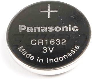 Panasonic リチウムコイン電池 CR1632 10個セット