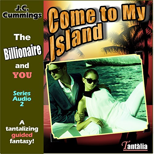 Come to My Island audiobook cover art