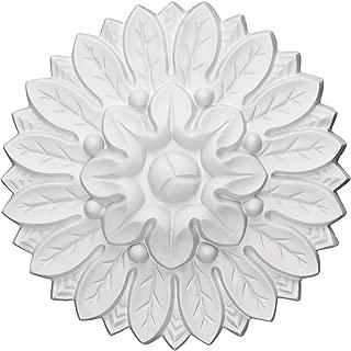 Ekena Millwork ROS06X06CH 6-Inch Od X 1 1/8-Inch P Chesterfield Rosette