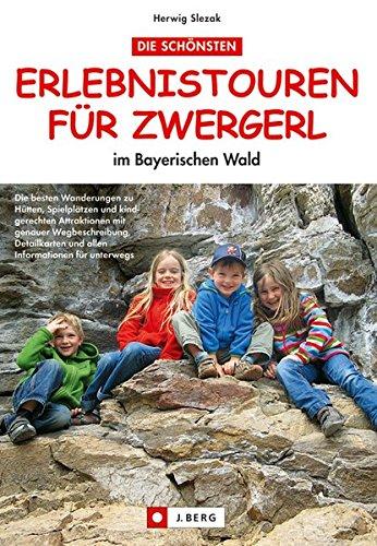 Die schönsten Erlebnistouren für Zwergerl im Bayerischen Wald