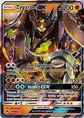 Name: Zygarde-GX - 73/131 Set: SM Forbidden Light