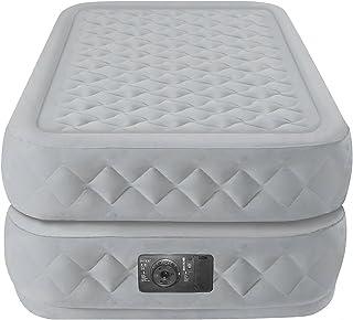 Intex Plastic Twin Supreme Bed, Twin/Single - 99cm x 1.91m x 51cm, 64462, White, H41.4 x W45.8 x D24.4 cm