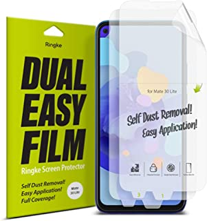 Ringke ESHW0005 Screen Protector For Huawei Mate 30 Lite - Clear (Pack of 2)