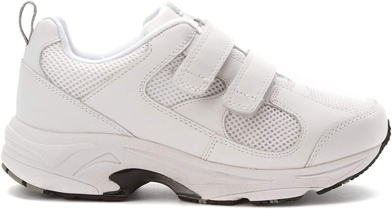 Details about  /Drew Women/'s Flash II V Athletic Sneakers White Leather Mesh