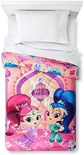 Nickelodeon Shimmer and Shine Twin Comforter