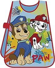 ARDITEX PW13351 schort met mouwen en tas voor activiteiten van Nickelodeon-Paw Patrol