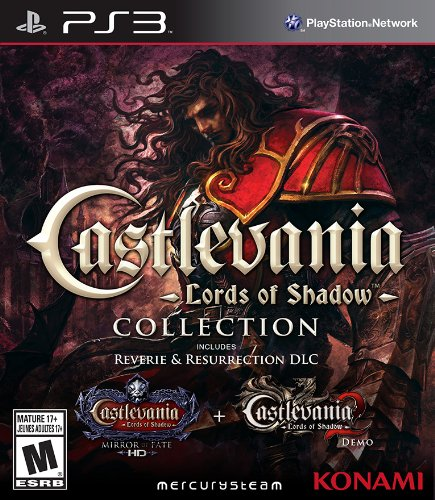 Castlevania Lords of Shadow Collection Castlevania Symphony Of The Night Playstation