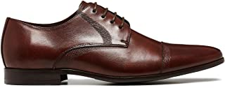 Julius Marlow Mens Jaded Lace-Up Flats