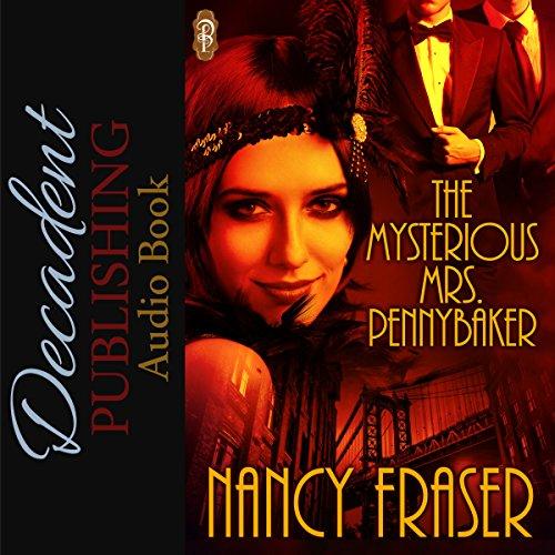 The Mysterious Mrs. Pennybaker audiobook cover art