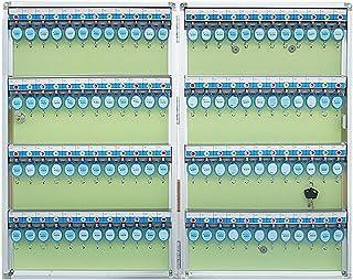 Boîte À Clés Accrochée Au Mur Armoire À Clés En Alliage D'aluminium Boîte À Clés Murale Boîte De Rangement Des Clés Alliag...