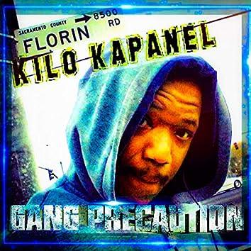 Gang precautions