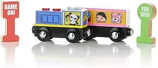 KIDS PREFERRED Ryan's World Combo Panda and Alexa Gaming Train Engine and Caboose