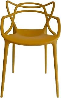 Kartell 586516 - Silla Masters - Color Mostaza