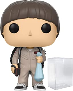 Funko Pop! Stranger Things - Ghostbusters Will Pop! Vinyl Figure (Includes Compatible Pop Box Protector Case)
